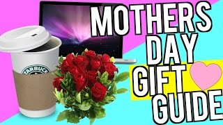 25 Mothers Day Gift Ideas! What To Get Your Mom For Mothers Day!    Kenzie Elizabeth