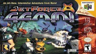 Jet Force Gemini Longplay N64