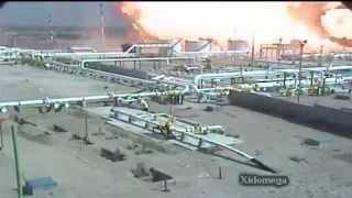 EXPLOSION EXTREME KERNKRAFTWERK GASWERK !!!
