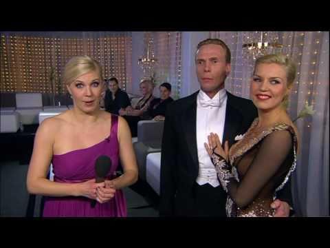 Tanssii tähtien kanssa 2012 - Jukka Rasila & Saana Akiola - Foxtrot Kissanainen 14.11.2010 - YouTube