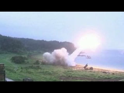 US military: NKorea successfully launched 2 of 3 missiles