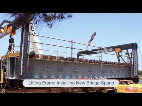 Port River Rail Bridge