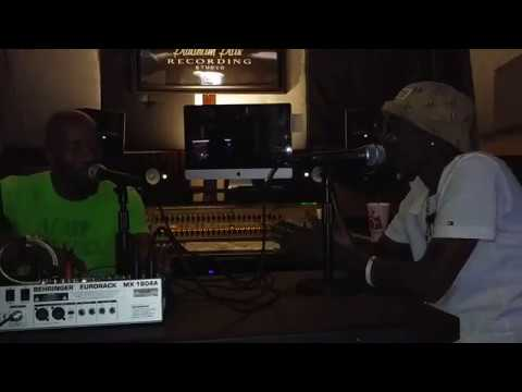 """Live interview K. fox (Certified radio show) Charlotte NC with @TYEDACEO"""