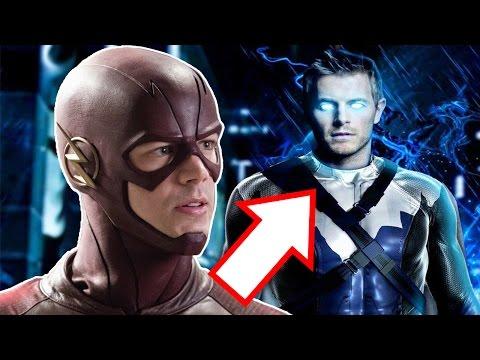 Who Is The Flash Season 4 Villain? - The Flash Season 3