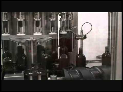 El Renieris & Co: Bottling process