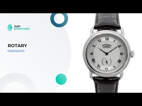 Classic Rotary GS02424/21 Watches For Fashionable Men Features, In 360, Prices