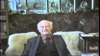 Interview with Linus Pauling, part 2