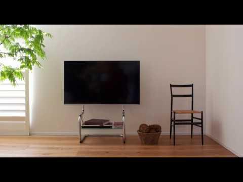 zeitgeist simple TV stand