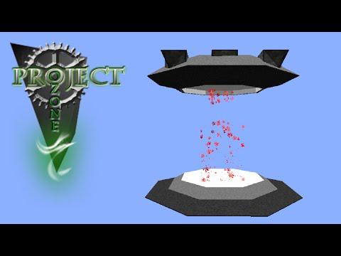 Minecraft Mods Project Ozone - TELEPADS [E39] (Modded HQM Sky Block)