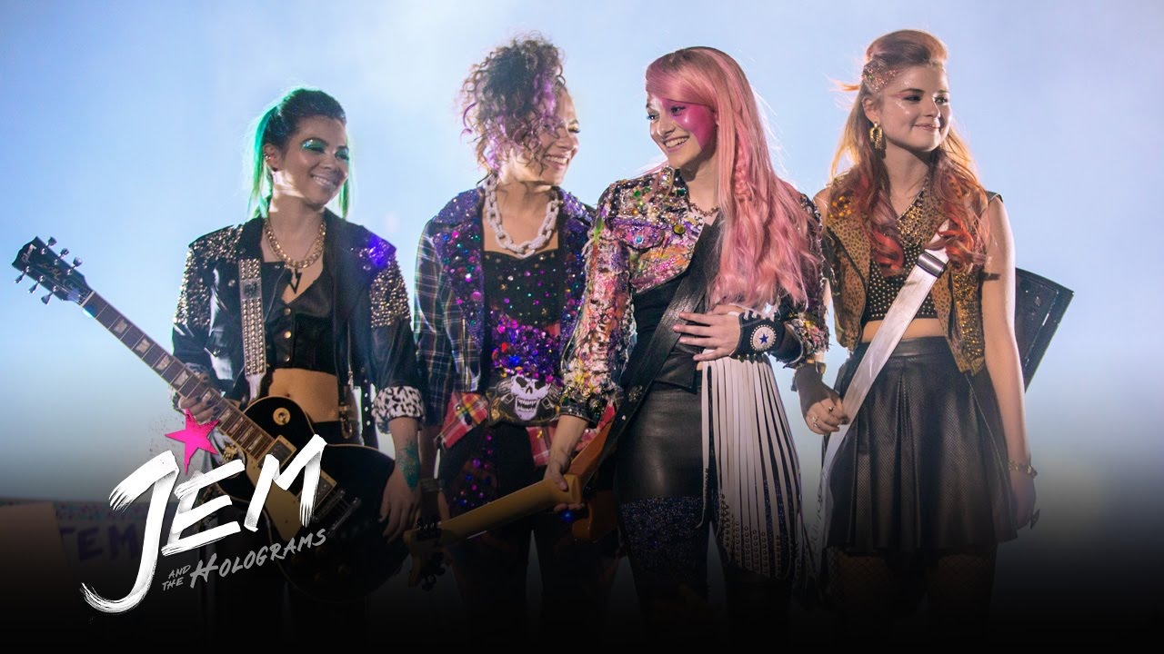 """Jem And The Holograms - Featurette:  """"A Look Inside"""" (HD)"""