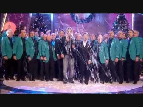 White Christmas Youtube.Robbie Williams Im Dreaming Of A White Christmas