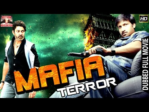 Mafia Terror l 2016 l South Indian Movie Dubbed Hindi HD Full Movie