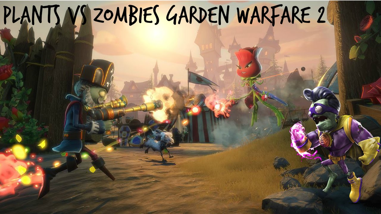 PvZ Garden Warfare 2 Secret Cheat? - YouTube