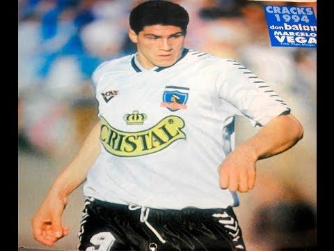 Goles de Marcelo Vega en Campeonatos Nacionales