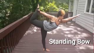 Standing Bow - SheLean Lifestyle - Syleena Johnson