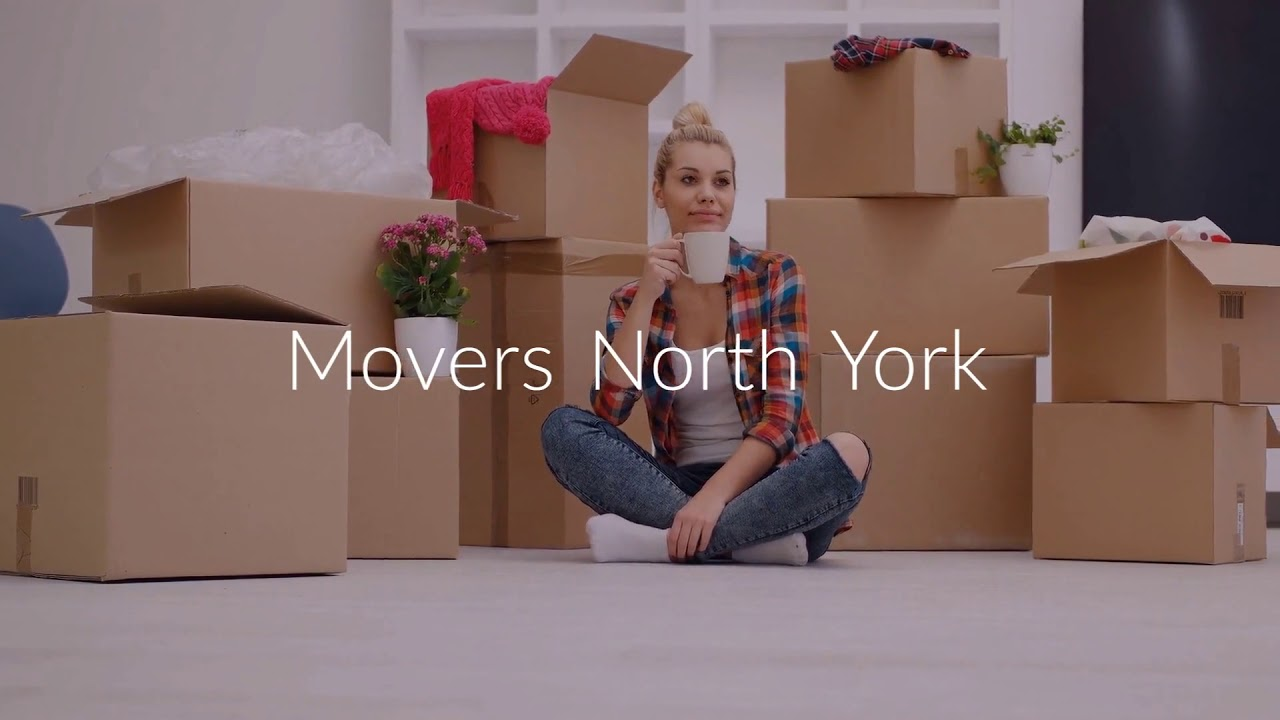 Metropolitan Movers in North York, ON