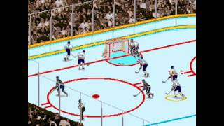 Brett Hull Hockey 95 ... (Sega Genesis)