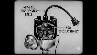 Chrysler Master Tech - 1959, Volume 12-4 The New Distributor - Built By Chrysler Corporation