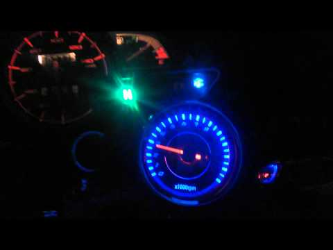 Bajaj Discover 125ST RPM Meter