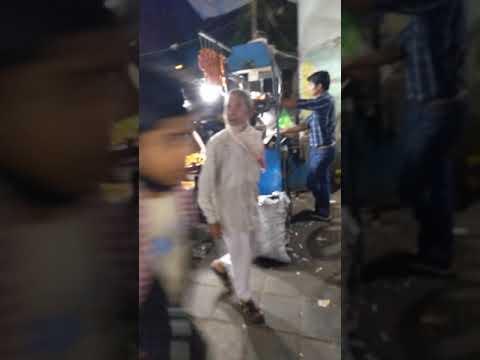 Street food in Delhi near nizamuddin Dargah