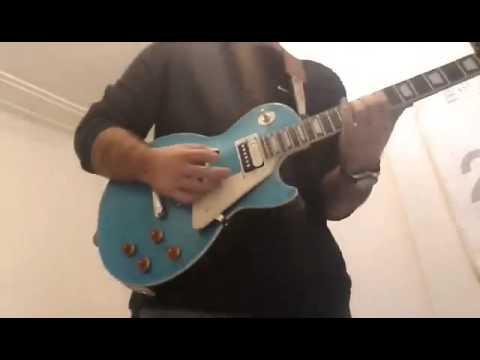 Billionaire ( Bruno Mars ) - Guitar solo