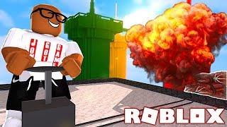 ROBLOX Doomspire Brickbattle How To Destroy Tower Easily