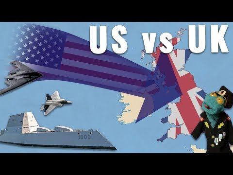 Could US invade UK if it wanted to? (2019)