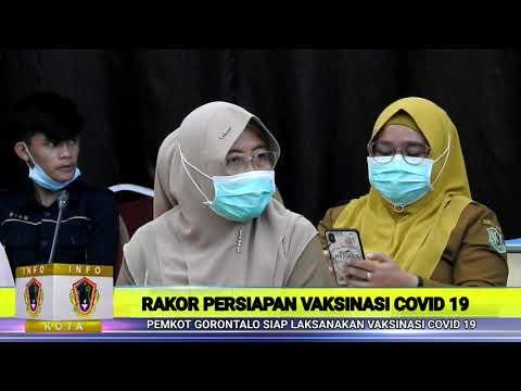 Rapat Koordinasi Persiapan Vaksinasi Covid-19