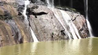 canyoning 7 cascades tamarin falls