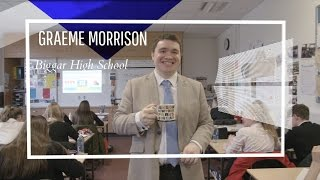 Graeme Morrison: Inspirational Teachers Award Winner 2017 thumbnail
