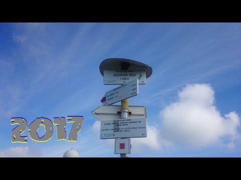 Upútavka na časovku 2018 Kojšovská hoľa