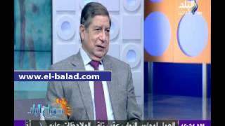 بالفيديو.. رئيس جامعة الإسكندرية الأسبق: مصر وضعت أفريقيا بقمة أولوياتها