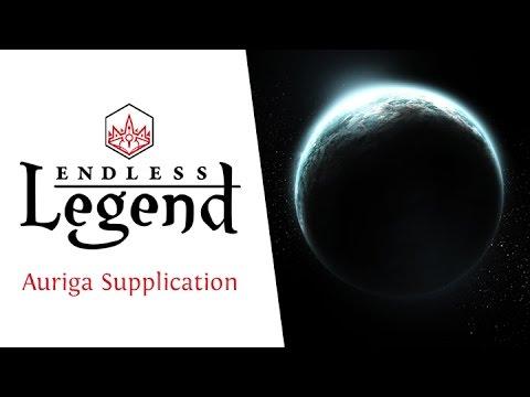 Endless Legend - Auriga Supplication - Launch Trailer