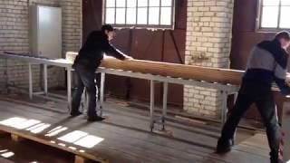 Производство профилированного бруса(Производство профилированного бруса., 2016-03-27T14:08:10.000Z)