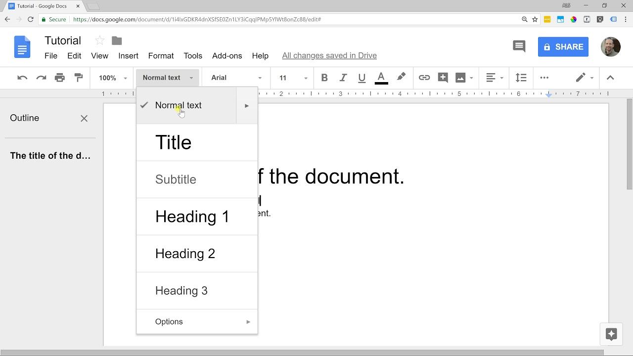 Google Docs Outline Template from i.ytimg.com