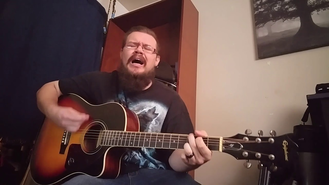 Home By Blue October Acoustic Cover Youtube