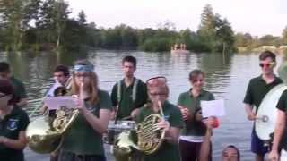 Cold Water Challenge 2014 - Oberbrucher Dorfmusikanten
