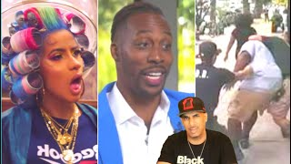 Dwight Howard Gay + Cardi B Nails It In Reebok Commercial + R Kelly Denied Bond + Eric Garner Death