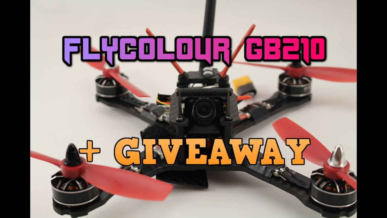 FLYColor 210kit Review + GIVEAWAY!! (double priz…
