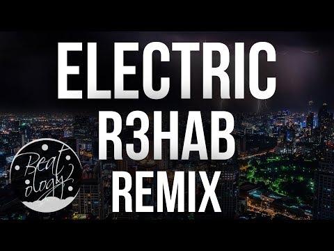 Alina Baraz - Electric ft. Khalid (R3hab Remix) (Lyrics/Lyric Video)