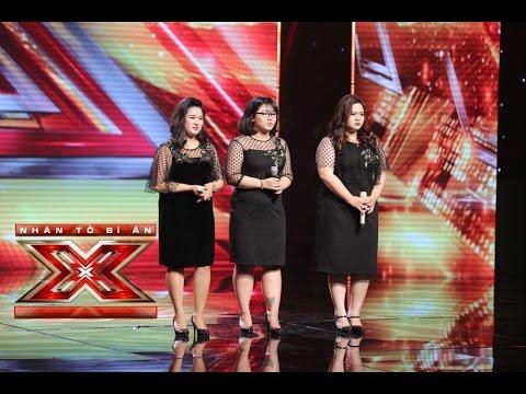 HELLO - NHÓM BBQ | TẬP 3 VÒNG HỘI NGỘ - THE X FACTOR - NHÂN TỐ BÍ ẨN 2016 (SEASON 2)