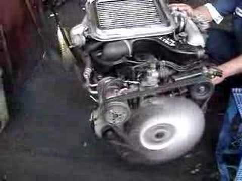 Isuzu Trooper 28 Intercooler Turbo Youtube