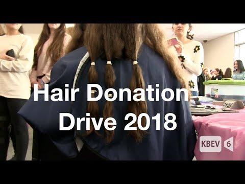 Hair Donation Drive 2018- Beverly Hills High School