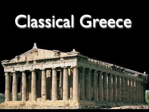 Classical Greece - Part 1