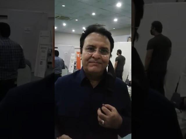 Behroze Sabzwari | Covid-19 Vaccination Centre | Arts Council Karachi   #acpkhi #covid_19