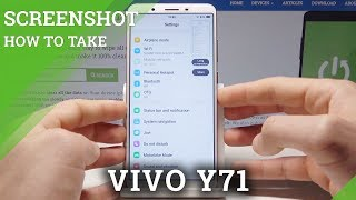 How to Take Screenshot on VIVO Y71 - Capture Screen Methods