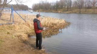 Żaba  Cz  IV    Test nad wodą