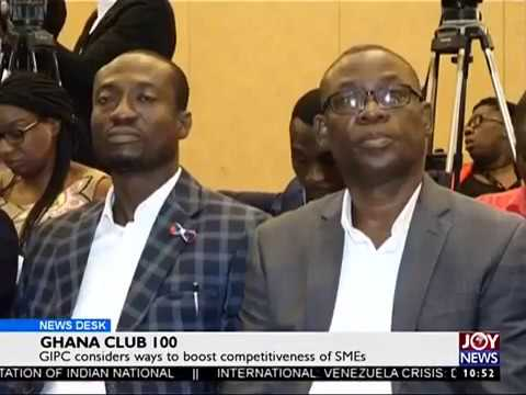 Ghana Club 100 - Joy Business Desk on JoyNews (21-7-17)