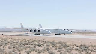 Stratolaunch hits 46 mph in latest runway test