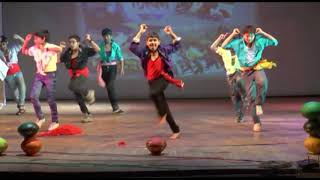 My name is lakhan- Ram Lakhan, Dance performance by Radcliffe students